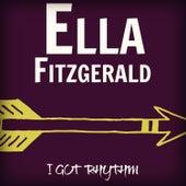 I Got Rhythm by Ella Fitzgerald