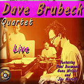 The Dave Brubeck Quartet - Live by Paul Desmond