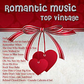 Top Vintage Romantic Music von Various Artists