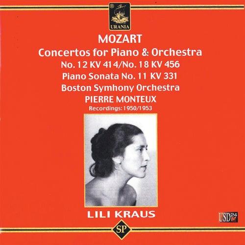 Lili Kraus Plays Mozart by Lili Kraus