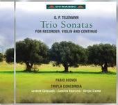 Teleman: Trio Sonatas by Fabio Biondi
