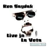 Live in La Veta, Vol. 1 by Ken Saydak