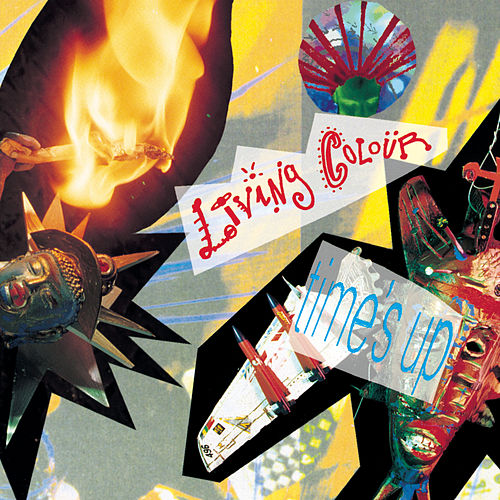 Time's Up by Living Colour