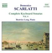 Keyboard Sonatas Vol. 4 by Domenico Scarlatti