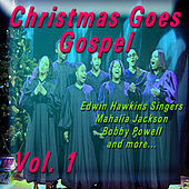 Christmas Goes Gospel, Vol. 1 de Various Artists