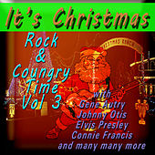 It's Christmas Rock & Country Time, Vol. 3 by Various Artists