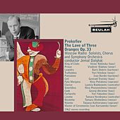 Prokofiev: The Love of Three Oranges Op. 33 by Moscow Radio Symphony Orchestra