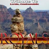 Royals : Tribute To Lorde, OneRepublic de Various Artists