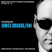 Music used in the TV Series The Sopranos - In Memoriam James Gandolfini (Episode 45 - 60) de Various Artists