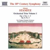 Orchestral Trios Vol. 1 von Johann Stamitz