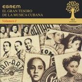 El Gran Tesoro de la Musica Cubana, Vol.1 de Various Artists