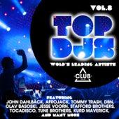 Top DJs - World's Leading Artists, Vol. 8 de Various Artists