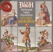 Johann Sebastian Bach Orchestral Suites by Vladimir Spivakov