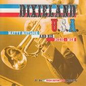 Dixieland U.S.A. by Matty Matlock & His Dixie Men