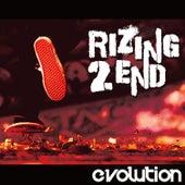 Evolution von Rizing 2 End