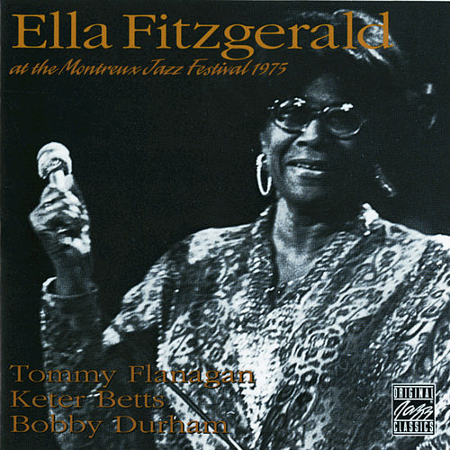 At The Montreux Jazz Festival 1975 by Ella Fitzgerald