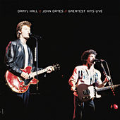 Greatest Hits Live de Daryl Hall & John Oates