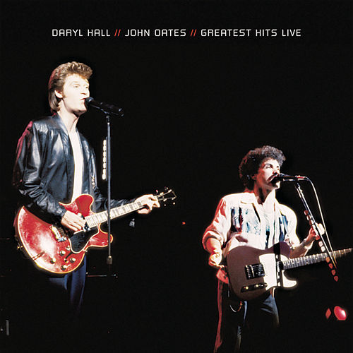 Greatest Hits Live by Hall & Oates