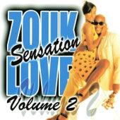 Zouk Love Sensation, Vol. 2 de Various Artists