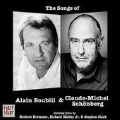 The Songs of Alain Boublil & Claude-Michel Schönberg de Various Artists
