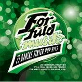 For Fuld Musik - 25 Danske Vinter Pop Hits de Various Artists