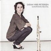 Saxophone Recital by Sarah Vibe-Petersen