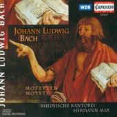Bach, J.L.: Motets by Rheinische Kantorei