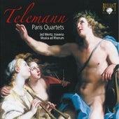 Telemann: Paris Quartets by Musica Ad Rhenum