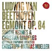 Beethoven: Egmont, Op. 84 & Ah perfido!, Op. 65 de Simone Kermes