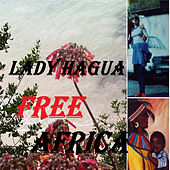 Free Africa by Lady Hagua
