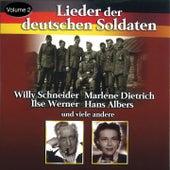Lieder der deutschen Soldaten II (Volume 2) by Various Artists