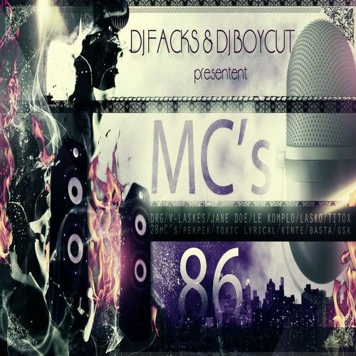 MC's du 86 by Various Artists