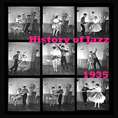History of Jazz 1935 de Various Artists