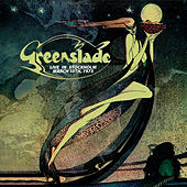 Live in Stockholm - March 10th, 1975 by Greenslade