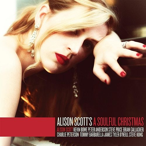 Alison Scott's A Soulful Christmas by Alison Scott