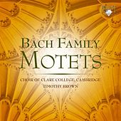 Bach Family Motets by Choir of Clare College, Cambridge