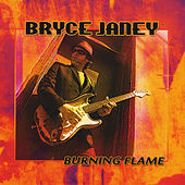 Burning Flame by Bryce Janey