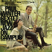 New Jazz On Campus by Paul Winter