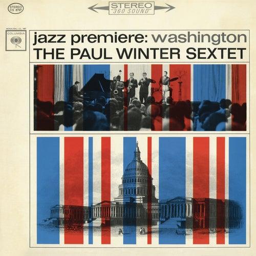 Jazz Premiere Washington by Paul Winter
