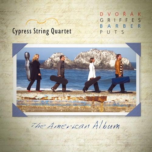 The American Album by Cypress String Quartet
