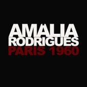 Paris 1960 de Amalia Rodrigues