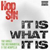 It Is What It Is by Hopsin