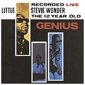 The 12 Year Old Genius - Recorded Live de Stevie Wonder