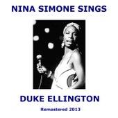 Nina Simone Sings Duke Ellington (Remastered) de Nina Simone