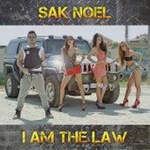 I Am The Law by Sak Noel