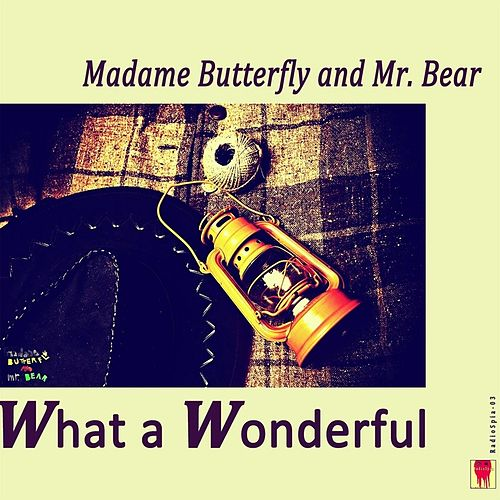 What a Wonderful by Madame Butterfly & Mr. Bear