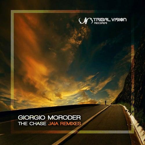 The Chase (Jaia Remixes) - Single by Giorgio Moroder