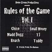 Rules Of The Game Vol. 1 von Various Artists