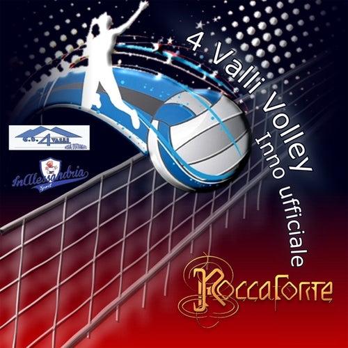 Inno Ufficiale 4 Valli Volley Alessandria di Roccaforte