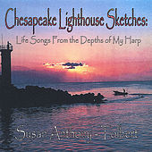 Chesapeake Lighthouse Sketches by Susan Anthony-Tolbert